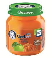 """Пюре """"Gerber"""" Яблоко и тыква 130 г"""