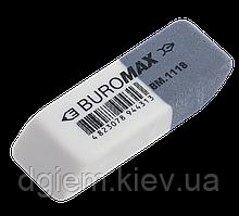 Ластик BUROMAX комбінований BM.1118