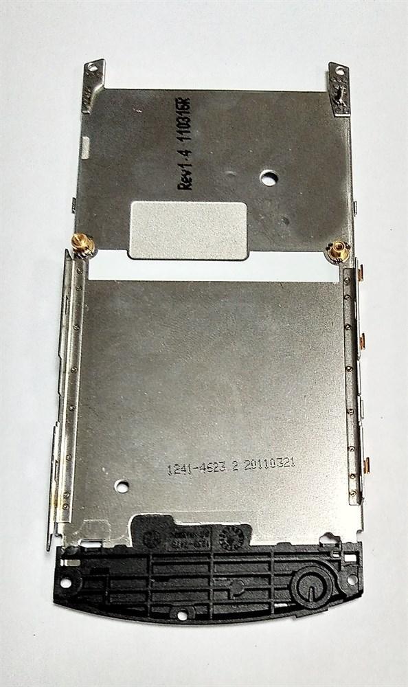 Рамка дисплея металева для телефону Sony Xperia Neo MT15i 1241-4623