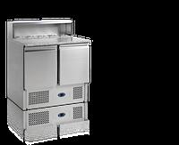 Холодильный стол для пиццы PT 920 Tefcold (Дания)