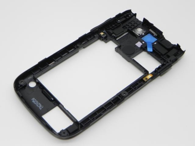 Средняя часть корпуса для телефона Samsung I8150 Galaxy Wonder Soft Black GH98-21119A