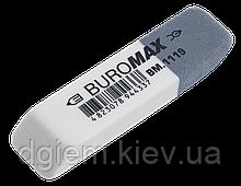Ластик BUROMAX комбінований BM.1119