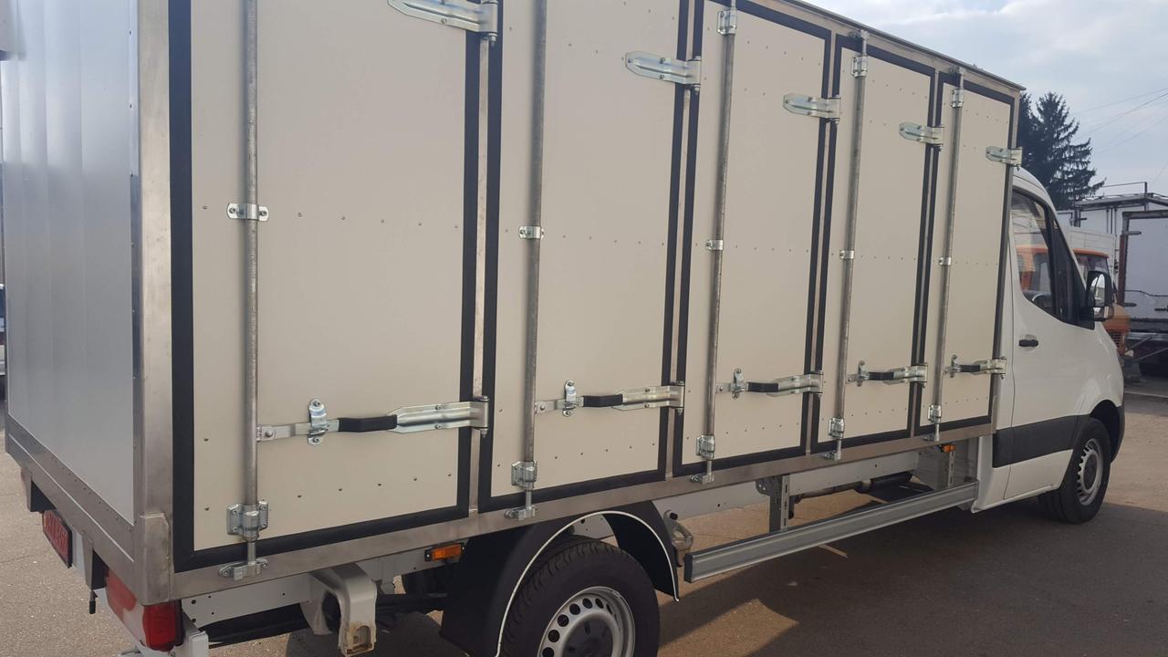 Хлебный фургон на 120 лотков, фото 1