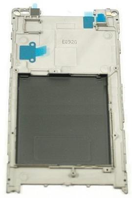 Рамка для телефона LG P765 Optimus L9 White ADV74387701