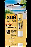 SunDance Lippenpflegestift sensitive LSF 50 Гигиеническая помада для защиты чувствительной кожи губ от солнца