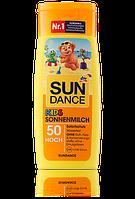 SunDance KIDS Sonnenmilch LSF 50 Молочко для защиты детской кожи от солнца 200ml
