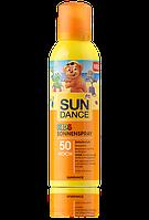 SunDance KIDS Sonnenspray LSF 50 Спрей для защиты детской кожи от солнца 150ml