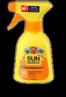 SunDance KIDS Sonnenspray LSF 50 Спрей для защиты детской кожи от солнца 200ml