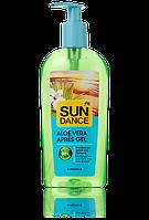 SunDance Aloe Vera Après Gel Успокаивающий гель после загара с Алоэ Вера 300ml