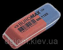Ластик BUROMAX комбінований BM.1120