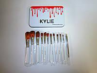 Набор профессиональных кистей для макияжа Kylie Professional Brush Set