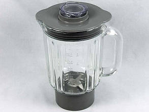 Чаша блендерная AT283 в сборе для кухонного комбайна Kenwood KW714224
