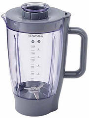 Чаша 1500 мл блендера AT262 для кухонного комбайна KenwoodKW716436, KW706719 KW714201