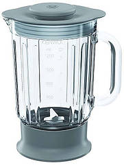 Чаша блендера стеклянная 1200ml к кухонному комбайну Kenwood KW715833