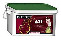 NutriBird А21 корм для ручного вскармливания птенцов (3 кг.)