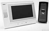 Відеодомофон ARNY AVD-741S (комплект домофон + відеопанель)