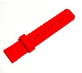 Ремешок длинный красный для часов Nomi Kids Heroes W2 1-0000W2-2-42-1