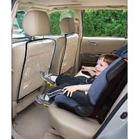 Защитная накидка на спинку сиденья в авто (черный)