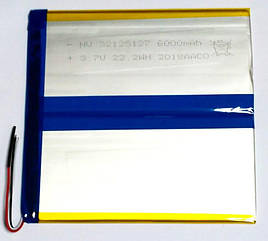 Аккумулятор (батарея) NV32125127 5000 mah Nomi C101044 Ultra 4 LTE PRO 1-101044-2-01-1