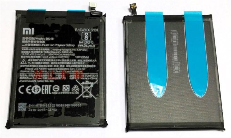 Аккумулятор (батарея) BN46 телефона Xiaomi Redmi 7 46BN46G04014