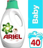 Порошок-гель д/стирки Ariel Gel Baby 2,2L 40 стирок