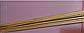 Дюбеля палочки опоры в торт  50 см 1шт, фото 2