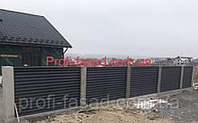 Забор жалюзи Стандарт, фото 2
