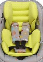 Детское автокресло фирмы Geoby СS800E (Группа 0/1), фото 2