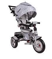 Трехколесный велосипед Lorelli Neo air light dark grey