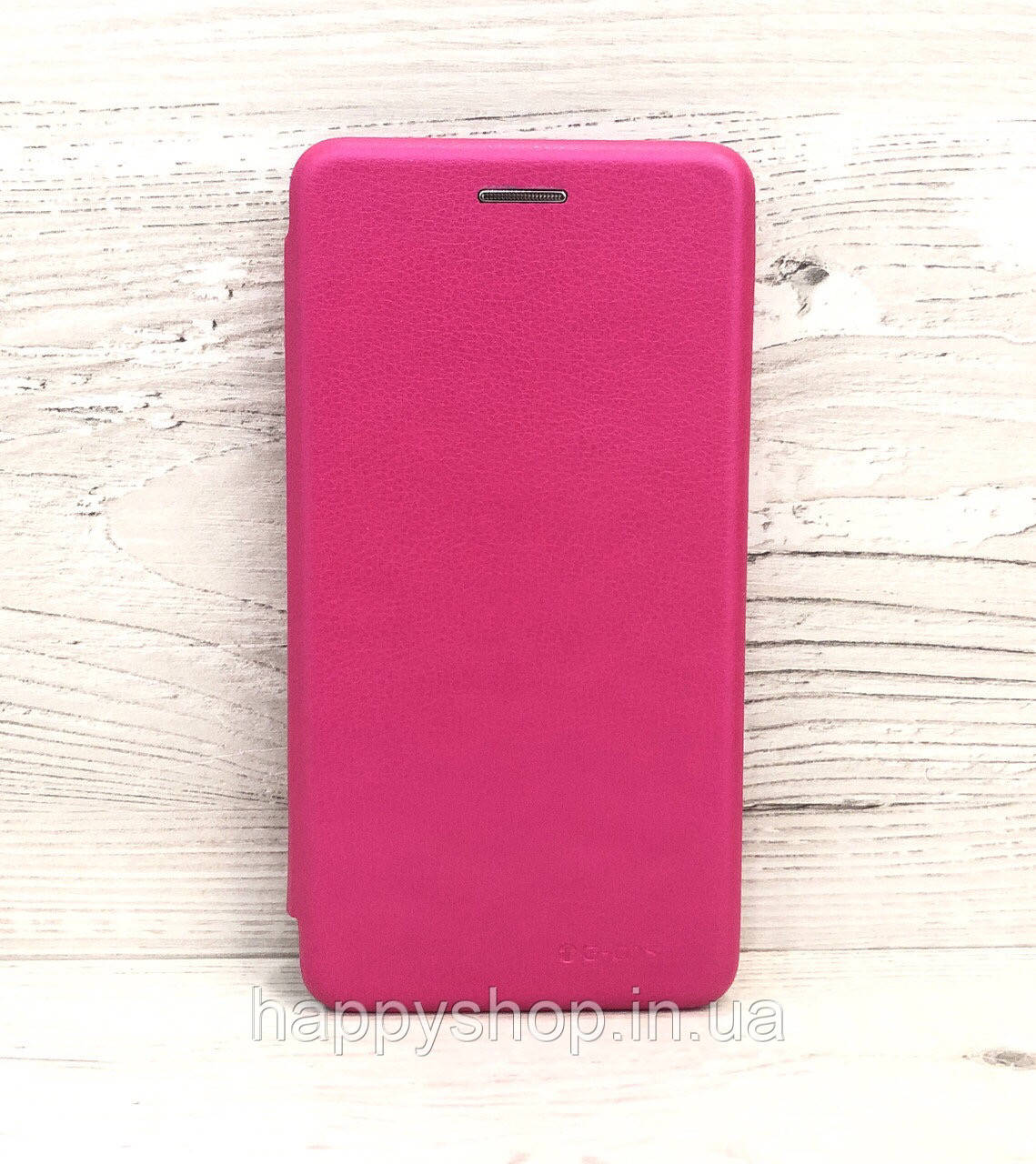Чохол-книжка G-Case для Huawei Y6 Prime 2018 (ATU-L31) Рожевий