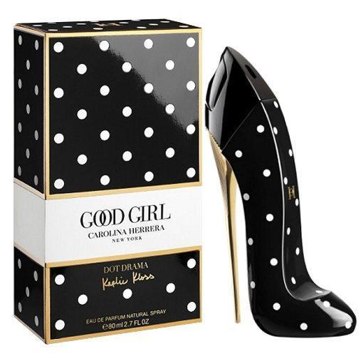 Парфюмированная вода женская CAROLINA HERRERA Good Girl Dot Drama Collector Edition EDP 80 мл