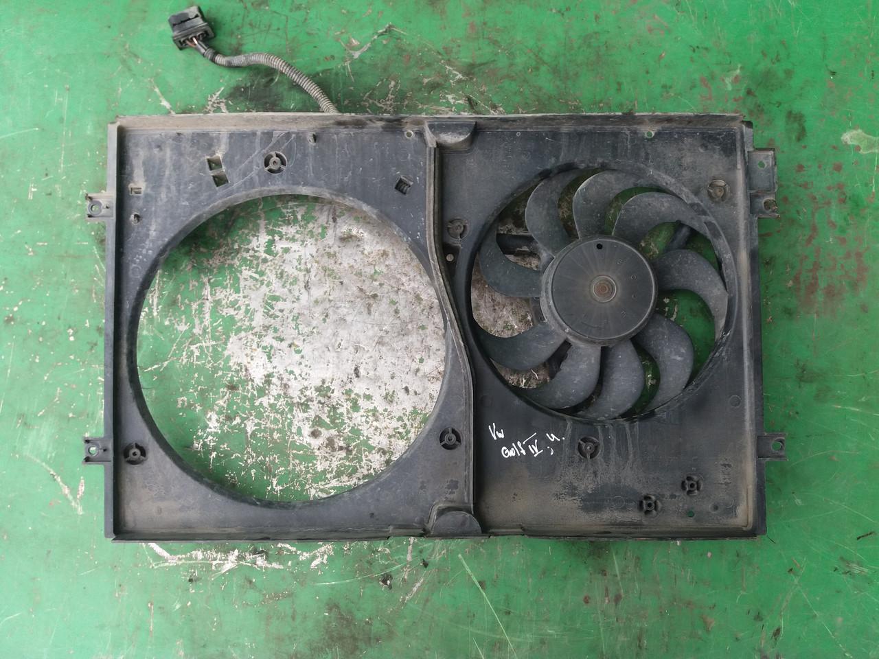 Вентилятор основного радиатора для Volkswagen Golf IV