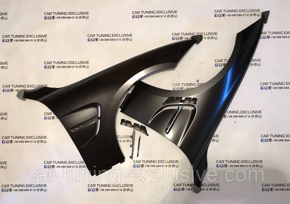 Front fenders M Perfomance for BMW 3 F30