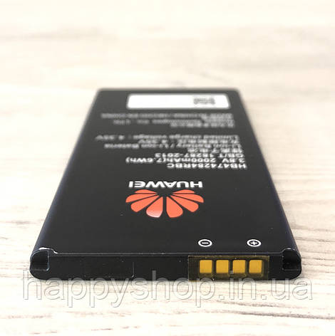 Оригінальна батарея Huawei Y625-U32 (HB474284RBC), фото 2