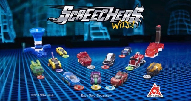 Screechers Wild https://yestoys.com.ua/ скричер