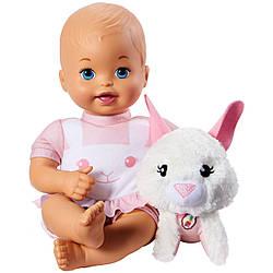 Кукла пупс Маленькая мама Объятия и уход Little Mommy Cuddle and Care