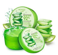 Універсальний гель BioAqua з натуральним соком Aloe Vera 92% для обличчя і тіла