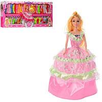 Кукла Charm с нарядами 40 штук  (094D1-01)