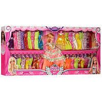 Кукла Charm с нарядами 40 штук  (094D1-02)