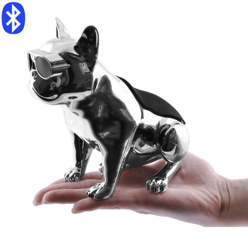Bluetooth-колонка Aerobull DOG METALLIC S5, c функцией speakerphone, радио