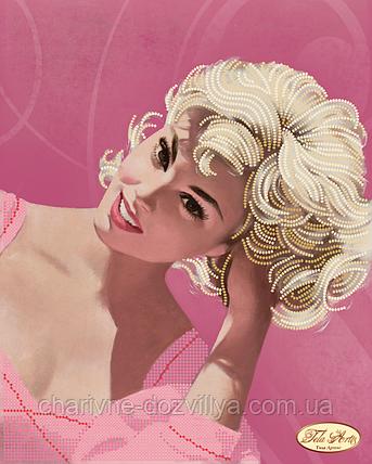Схема для вышивки бисером Кудряшка Кетти, фото 2