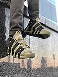 Стильні чоловічі демісезонні кросівки, фото 3