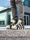 Стильні чоловічі демісезонні кросівки, фото 4