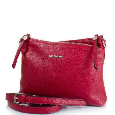Сумка-клатч Amelie Galanti Женская сумка-клатч из качественного кожезаменителя AMELIE GALANTI (АМЕЛИ ГАЛАНТИ) A991325-red