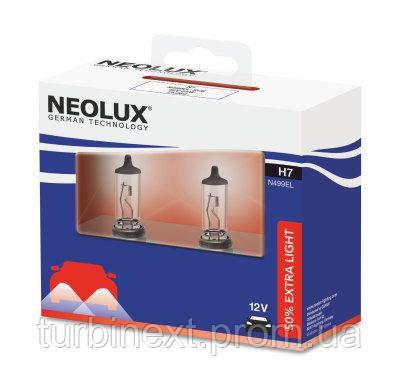 Автолампи галогенна 55W NEOLUX NE N499EL-SCB