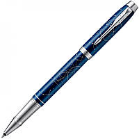 Ручка роллер Parker  25 122, синяя