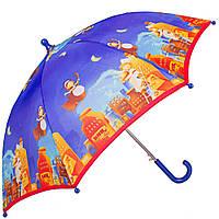 Зонт-трость Airton Зонт-трость облегченный детский полуавтомат AIRTON (АЭРТОН) Z1651-9, фото 1