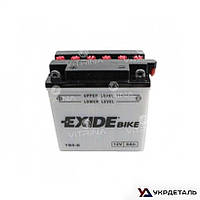 Аккумулятор EXIDE 9Ah-12v Exide 12N9-4B-1 (135х75х139)   L, EN85 (Европа)