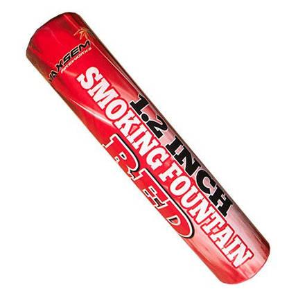 Цветной дым (дымный факел) красный MA0513-R, фото 2
