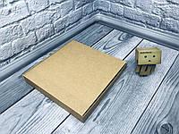 *10 шт* / Коробка для пряников / 230х230х30 мм / Крафт / б.о., фото 1
